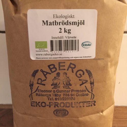Matbrödsmjöl, 2 kg