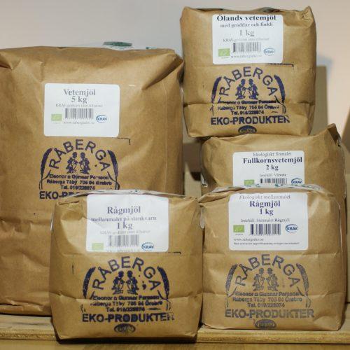 Mjölnarens lilla mala-själv-låda, 10kg