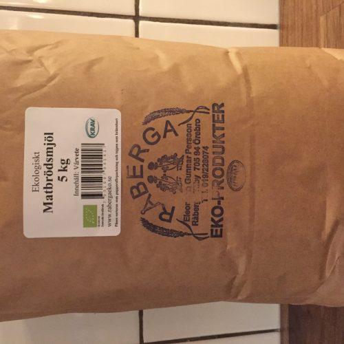 Matbrödsmjöl, 5 kg